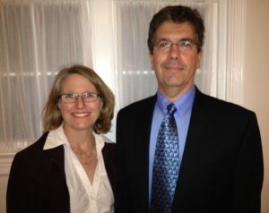 Michael and Laura Silverstein, Owners Main Line Counseling Partners